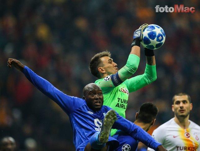 Galatasaray'da Muslera yuvadan uçuyor! İşte yeni takımı