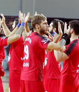 Hentbolda Antalyaspor rüzgarı