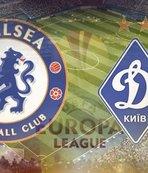 Chelsea Dinamo Kiev maçı ne zaman saat kaçta hangi kanalda?