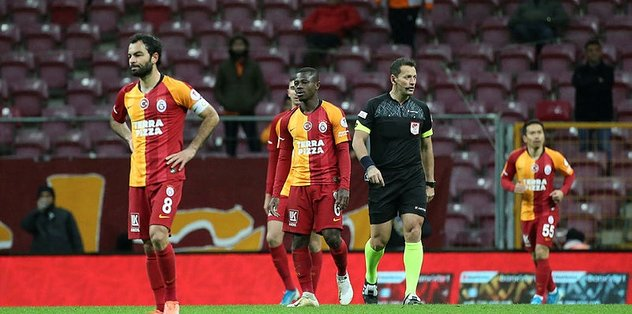 Galatasaray'da dikkat çeken istatistik! İstanbul'da...