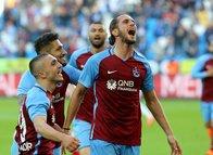 Trabzonspor'un Bursaspor karşısındaki 11'i