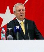 Aziz Yıldırım, Giannakopoulos haberlerini yalanladı