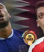 Cenk Tosun ile Mesut Özil'e şok ve Katar bombası!