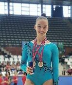 'Altın Kız' Ayşe Begüm Onbaşı madalyaya doymuyor