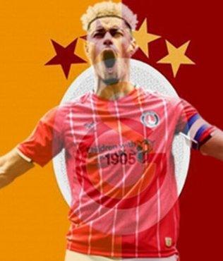 Galatasaray'ın dev transfer teklifi sızdı! Lyle Taylor için...