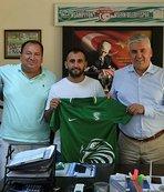 Galatasaraylı eski futbolcu Serik Belediyespor'da