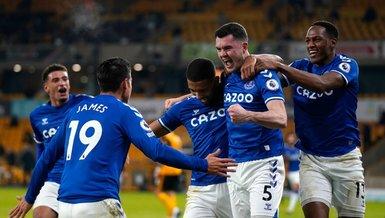 Wolverhampton - Everton: 1-2 | MAÇ SONUCU ÖZET