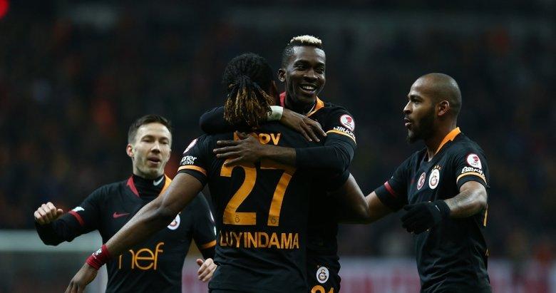 Galatasaray'a yüz nakli!