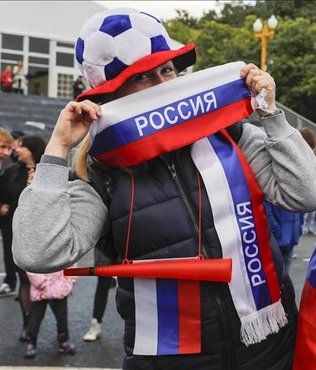 Russian fans pin high hopes on team in World Cup