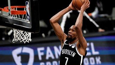 Son dakika spor haberi: Brooklyn Nets-Milwaukee Bucks: 115-107   MAÇ SONUCU