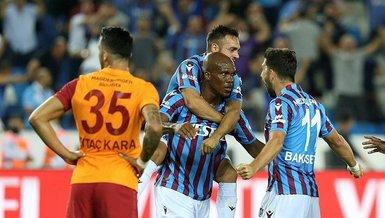 Son dakika spor haberi: Trabzonspor namağlup seriyi sürdürmek istiyor