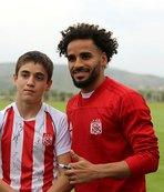 Sivassporlu Douglas'a teklif yağıyor
