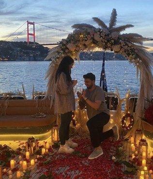Ozan Tufan'dan evlilik teklifi