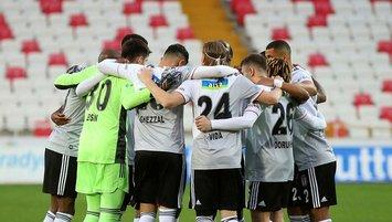 Beşiktaş Kayserispor maçıyla yeniden çıkışa geçmek istiyor!