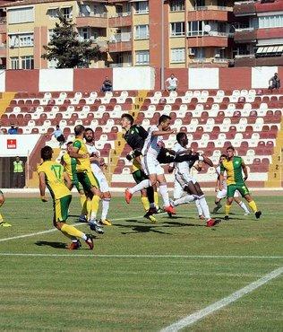 Ziraat Türkiye Kupası 3. Eleme Turu: Hatayspor: 2 - Esenler Erokspor: 1