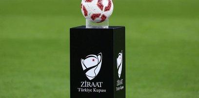 Son dakika: Ziraat Türkiye Kupası'nda çeyrek final programı açıklandı!