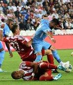 Sivasspor ile Gazişehir yenişemedi
