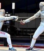 Eskrimde olimpiyat yolunda 12 turnuva