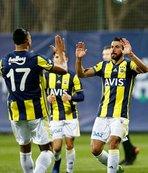 Fenerbahçe Antalya kampını galibiyetle noktaladı