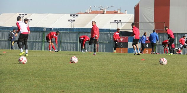 Boluspor, Gaziantepspor maçına odaklandı