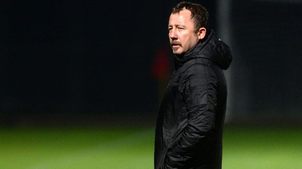 Sergen Yalçın decision from Beşiktaş!  Agreement ... #