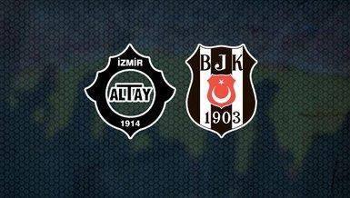 Altay - Beşiktaş maçı CANLI   Bjk maçı izle   Altay - BJK canlı skor