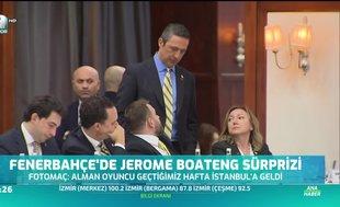 Fenerbahçe'de Jerome Boateng süprizi
