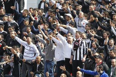 Boluspor-Beşiktaş (Ziraat Türkiye Kupası 4. tur mücadelesi)