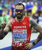 'Yılın Sporcusu' ödülü Guliyev'in