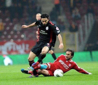 Galatasaray - Sivasspor (Ziraat Türkiye Kupası 4. tur)