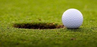 Antalya'da golf turnuvası