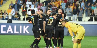 En golcü ve asist yapan futbolcular Yeni Malatyaspor'da