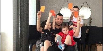 Ali Palabıyık: Evden çıkana kırmızı kart!