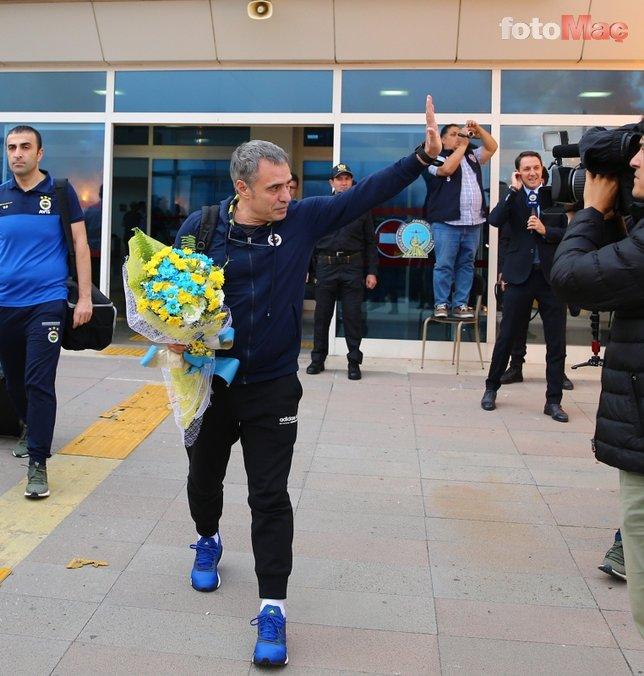 Azerbaycan'ın hedefi Ersun Yanal! | Son dakika Fenerbahçe haberleri