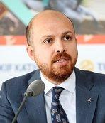 Bilal Erdoğan: 1 milyon insanı Etnospor'a bekliyoruz