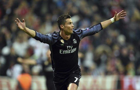 Ronaldo Bayern'i yıktı