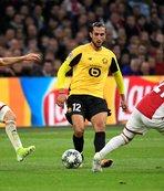 Ajax Yusuf ve Zeki'li Lille'i devirdi!