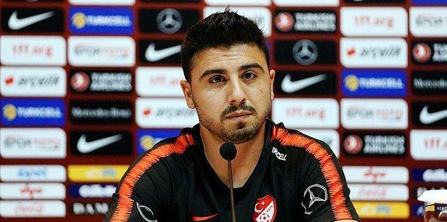 Fenerbahçe forması giyen Ozan Tufan'dan kariyer itirafı! 'Yanımda kimse yoktu'