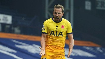 Harry Kane Tottenham'a galibiyeti getirdi!
