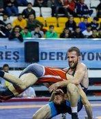 Güreş Şampiyonası'nda madalya kazananlar belli oldu!