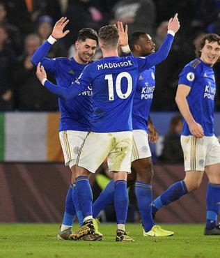 MAÇ SONUCU Leicester City 4-1 West Ham United