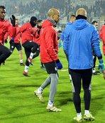 Erzurumspor'da Antalyaspor maçı hazırlıkları