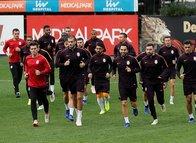 Galatasaray Schalke maçının hazırlıklarını tamamladı