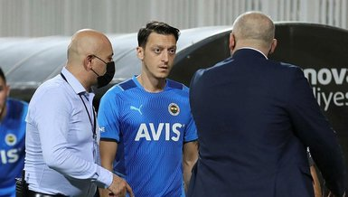 Son dakika Fenerbahçe haberleri: Mesut Özil sakat mı mutsuz mu?