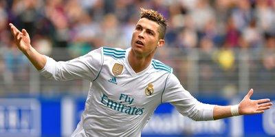 Ronaldo varsa sorun yok