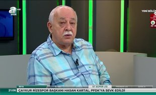 """Kemal Belgin: """"G.Saray tarihine ayıp ettiniz"""""""