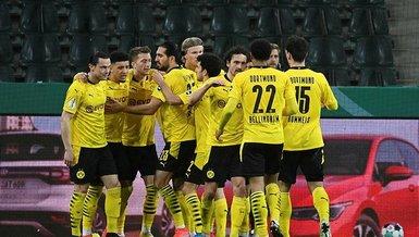 Mönchengladbach - Borussia Dortmund: 0-1   MAÇ SONUCU - ÖZET
