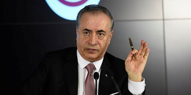 Galatasaray Başkanı Mustafa Cengiz'den flaş açıklamalar