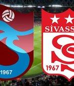 Trabzonspor-Sivasspor | CANLI