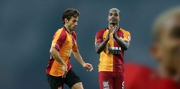 Galatasaray'a Lemina ve Saracchi müjdesi